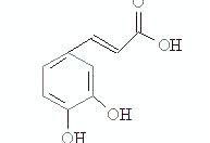 3,4-二羟基肉桂酸