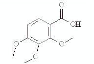 2,3,4-三甲氧基苯甲酸