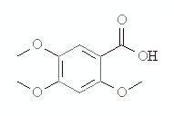 2,4,5-三甲氧基苯甲酸