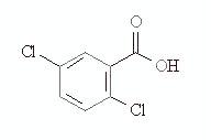 2,5-二氯苯甲酸